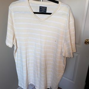 Abercrombie and Fitch V Neck Tee